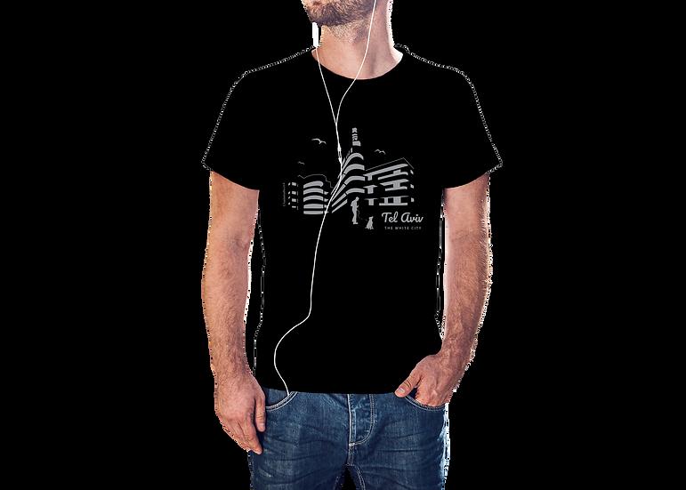 T-shirt black | Men