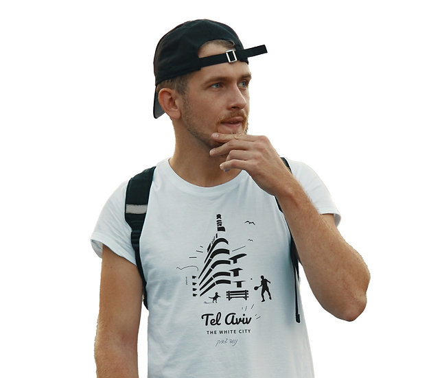T-shirt Special Bauhaus | white