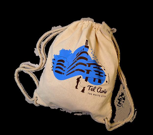 Back bag   blue