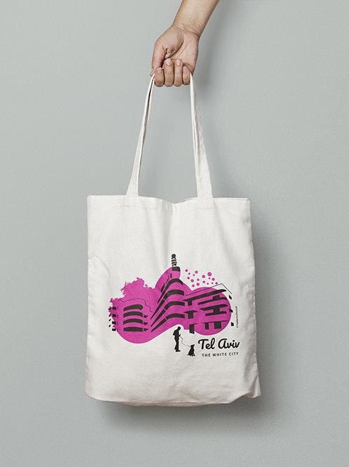 Old pink Tote bag