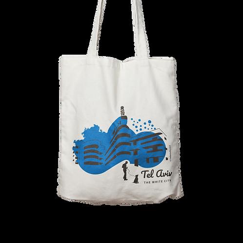 Tote bag | blue lagoon