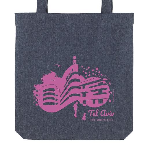 Jean Tote bag
