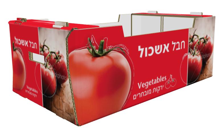 קרטון עגבניות