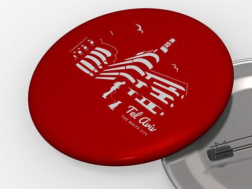 Badge | magnet Tel Aviv