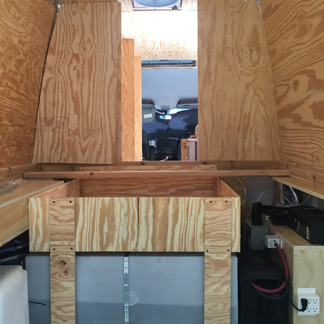 How I Ended Up Building My Own Van