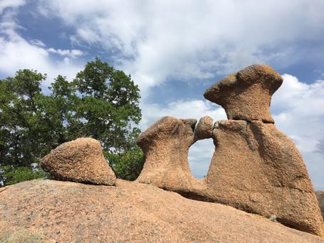 Enchanted Rock, TX