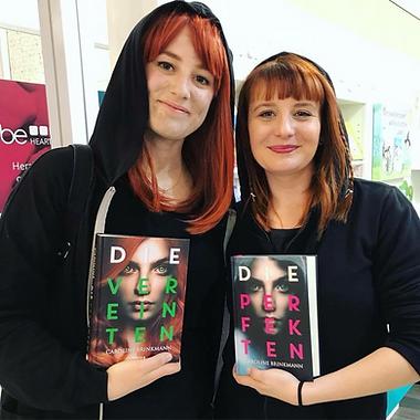 Caroline Brinkmann Autorin und Fan