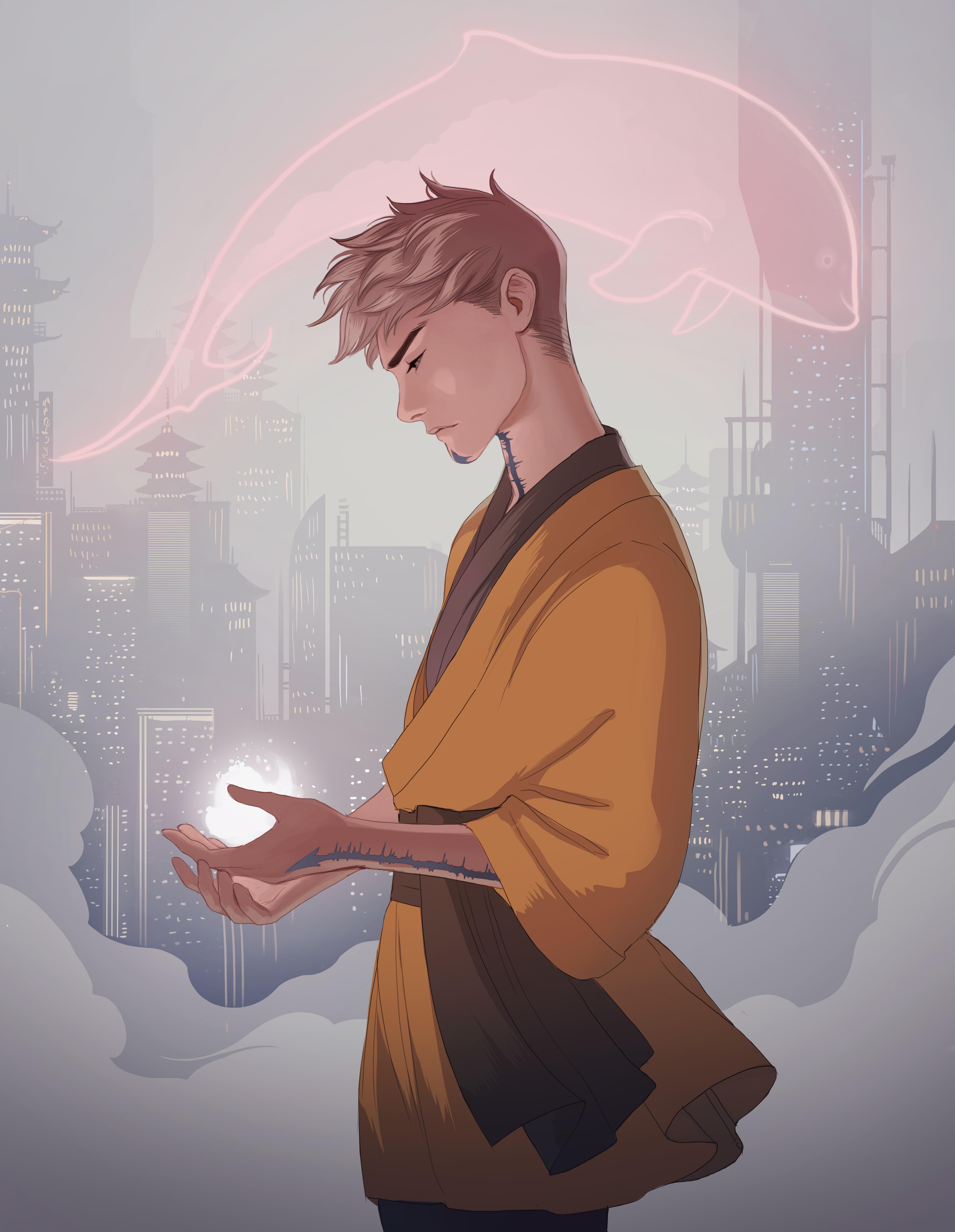 Kiran Seaborn: Die Clans von Tokito