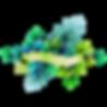 Floral Badge 1