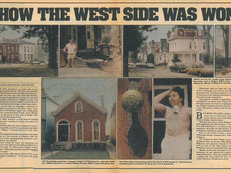 From the Archives: Courier Express – How the West Side was Won