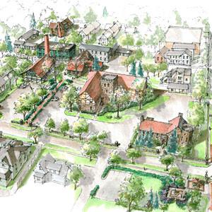 Roycroft Campus - Master Plan