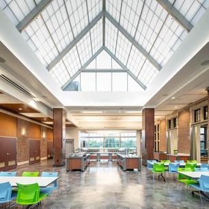Student Commons - Nichols School
