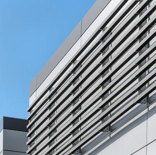 Renovate Park Center Facade - SUNY Cortland