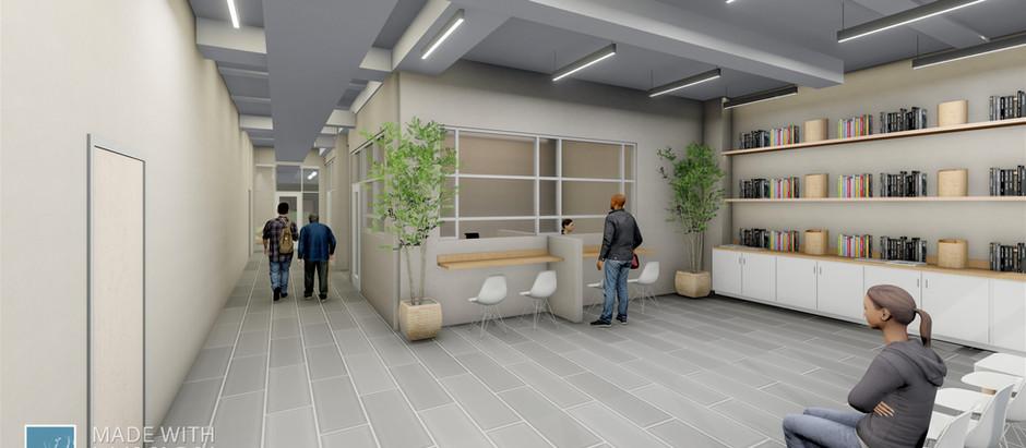 Rental Assistance Corporation Headquarters Under Construction