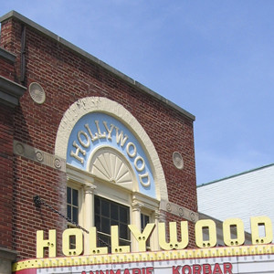 Historic Hollywood Theater