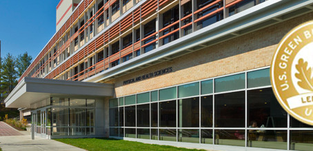 Life Sciences Complex Receives LEED Gold Certification