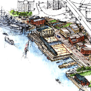 Erie Canal Harbor Master Plan