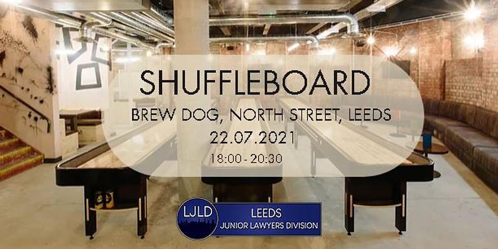 Shuffleboard Event
