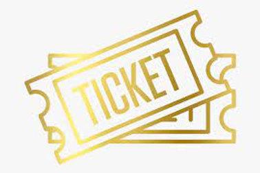 Summer BBQ Raffle Tickets (X20)