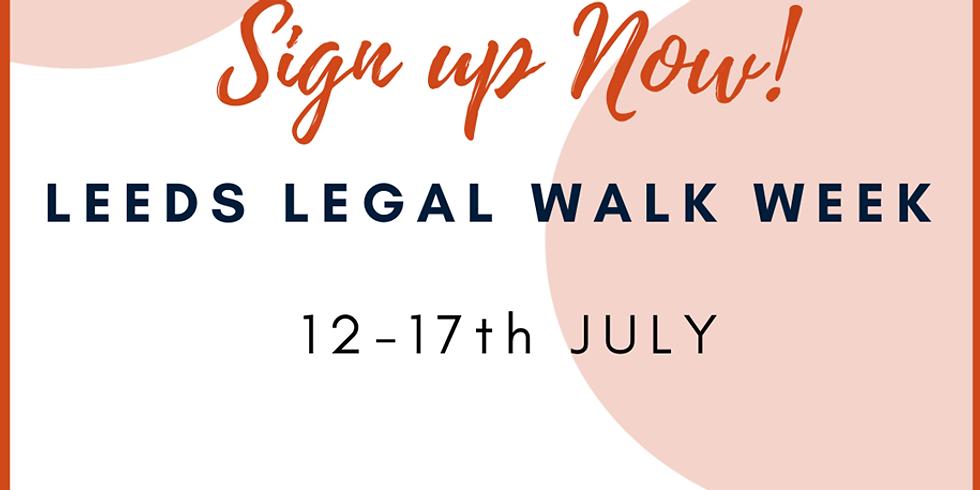 Leeds Legal Walk