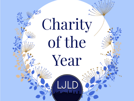 The Leeds JLD Charity of the Year