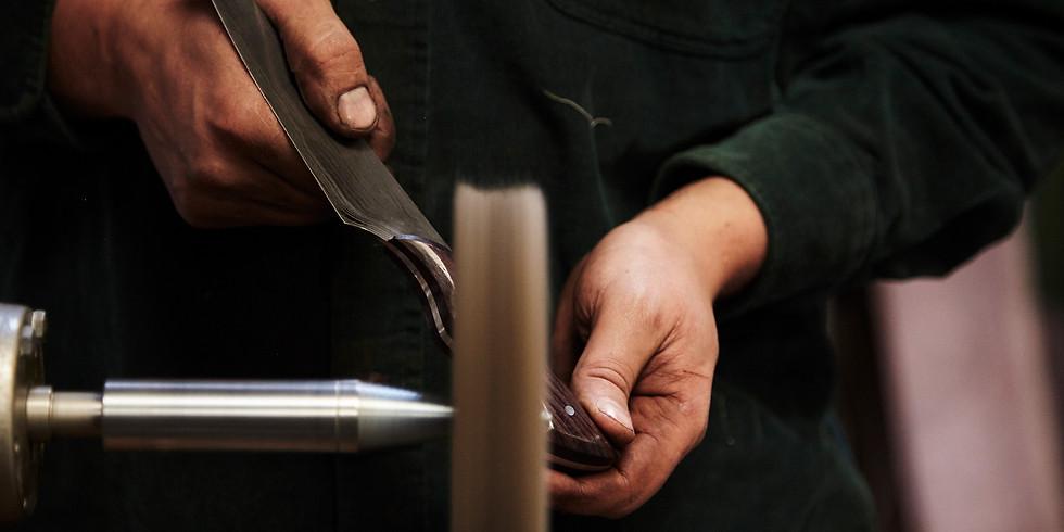 Damascus Knife Making Workshop *Cancelled*