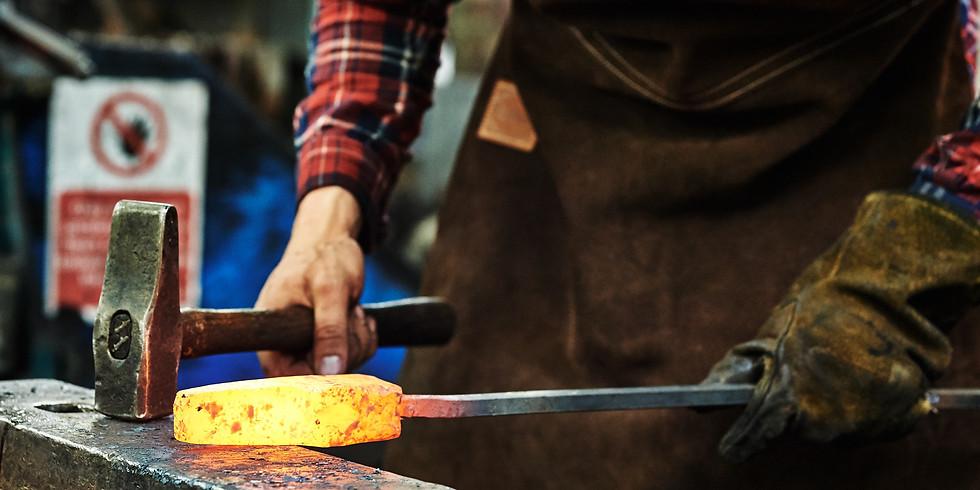 Damascus Knife Making Workshop 12-13 October