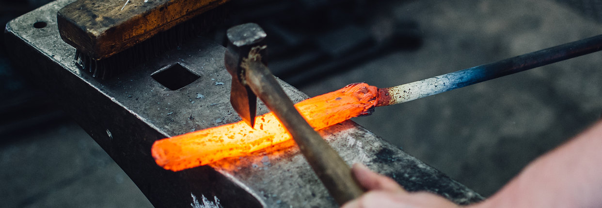 Forging cable