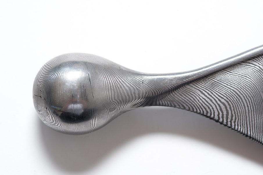 Sycomore Knife closeup