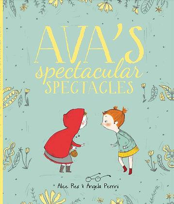 Ava's Spectacular Spectacles (Hardback)