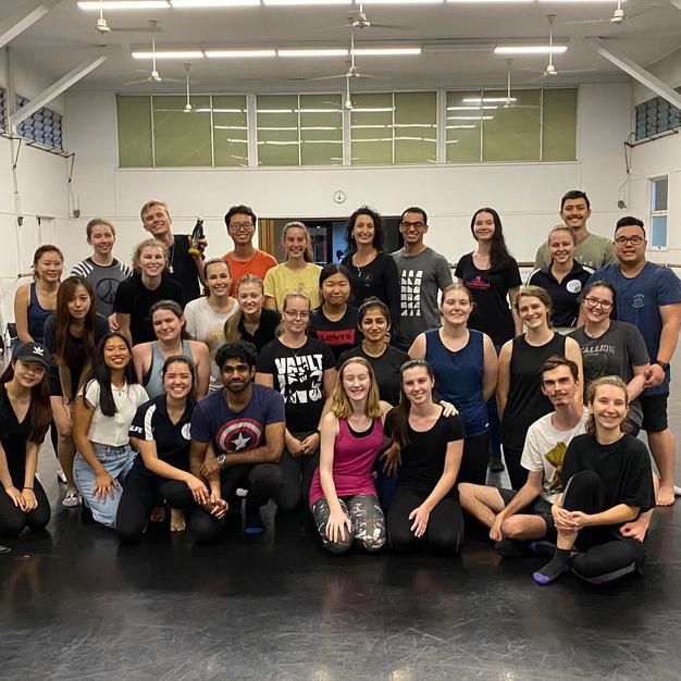 Choreography Workshop