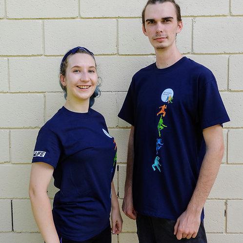 QUT Dance Society Member's T-Shirt