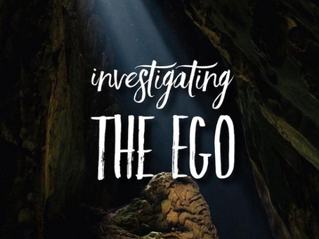 Investigating the Ego