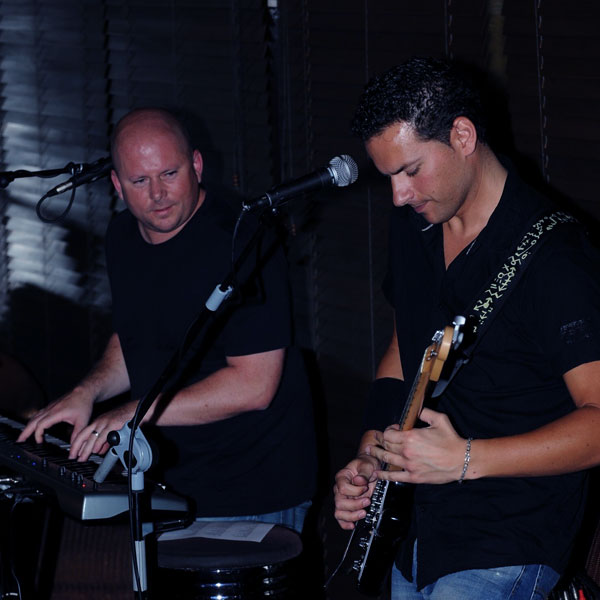 Guitarist Jesus Palma Garcia