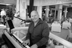 Johnny Baker and Piano!