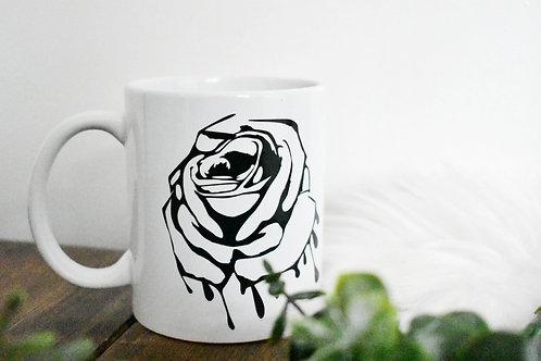 Precious Rose Mug