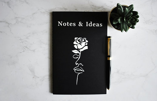 Notes & Ideas Notebook