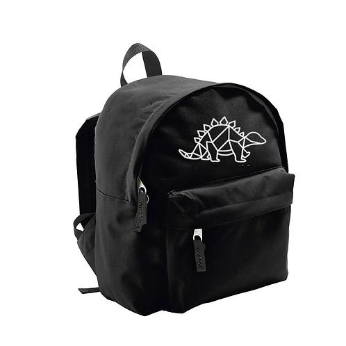 Toddler Backpack -  Geometric Dino (Personalised)