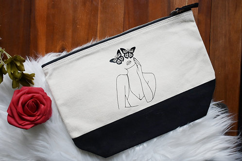 Day Dreamer Cosmetics / Toiletry Bag