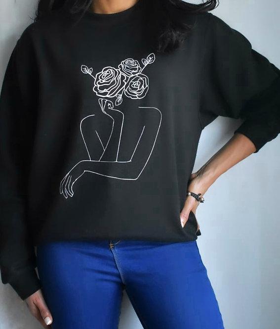 Fierce & Fearless  - Sweatshirt