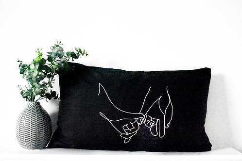 Pinkie Promise - CUSHION COVER