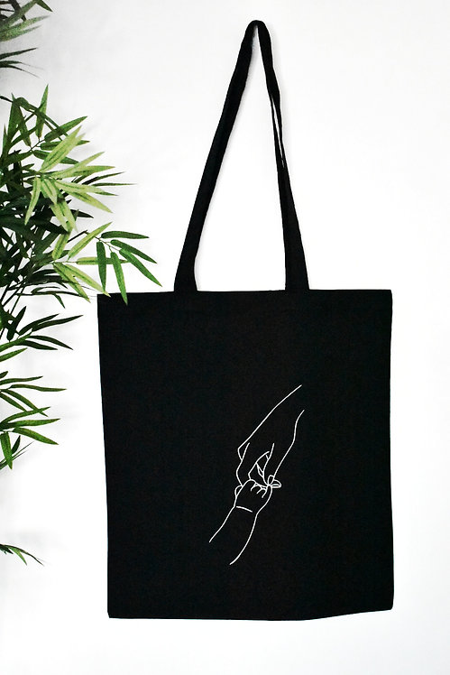 Motherly Bond Tote Bag
