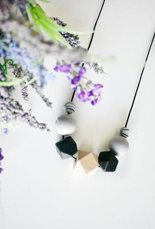 Marble - Teething nursing necklace