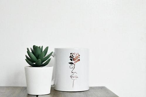Grow Through What You Go Through Mug