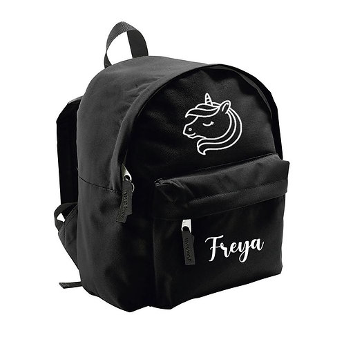 Toddler Backpack -  Unicorn (Personalised)