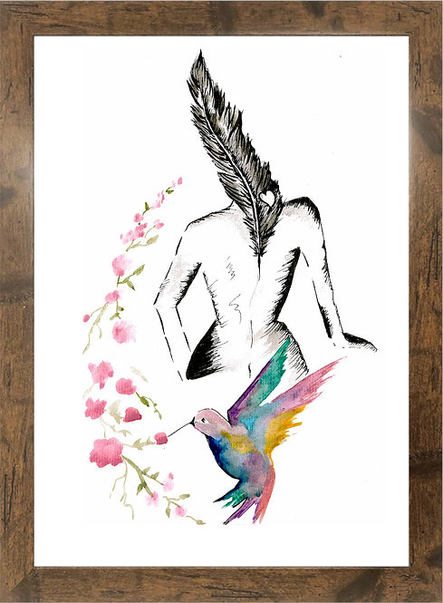 FREE SPIRIT  - A3