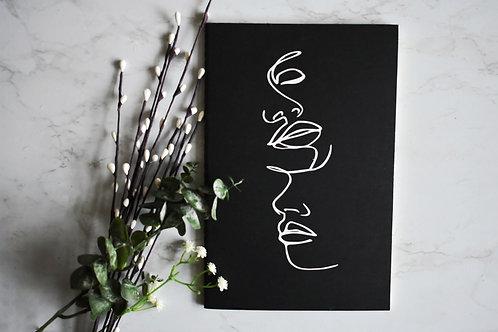 Couple Love Notebook