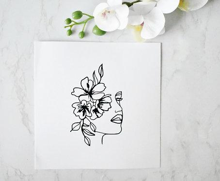 Handmade Cards - Growth
