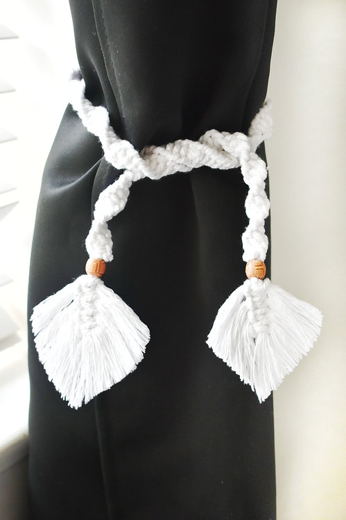 Curtain Tie-backs - Style 3