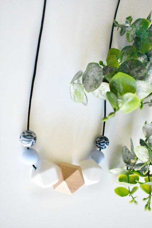 Azure - Teething nursing necklace